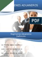 REGIMENES ADUANEROS2