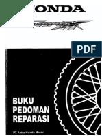 BUKU PEDOMAN REPARASI SUPRAX_125 KARBURATOR