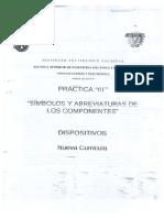 Practica 1 - Dispositivos