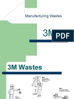 Lean Manufacturing Wastes - MURA, MURI and MUDA