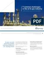 Common Challenges in the Oil and Gas Industry En