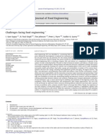 Challenges Facing Food Engineering 2013 Journal of Food Engineering