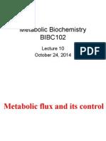 10.FA14 Metabolic Engineering