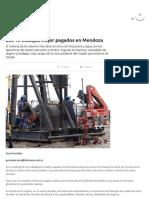 Los 10 Trabajos Mejor Pagados en Mendoza - _ Diariouno.com