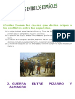 Cuestionario- Conquista Peru