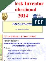 autodesk inventor presentacion