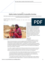 Madres Indias_ Luchadoras, Incansables, Heroínas _ Planeta Futuro _ EL PAÍS