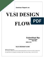 3047vlsi7034 Vlsi Design Flow