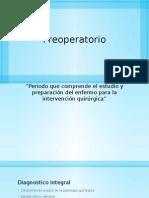 PREOPERATORIO