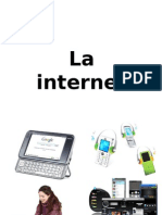La Internet, Intranet, Extranet