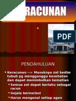 KERACUNAN (KHS)