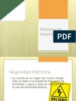 Seguridad Eléctrica en los establecimientos