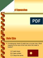 expansion volume