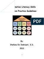 information literacy skills-practical guidance