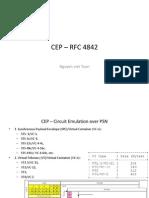 CEP RFC-4842