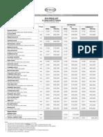 Price List OSHA 1 Oct 2015 (R1) (1)