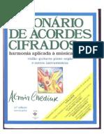 Dicionario de Acordes Cifrados Chediak