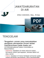 Kedaruratan Di Air