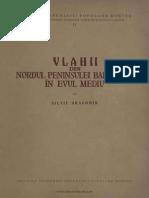 Silviu Dragomir Vlahii
