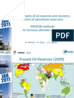 Enhanced Oil Recovery, Power Point