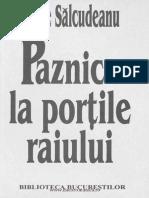 Salcudeanu, Petre - Paznic La Portile Raiului [2000]Pub