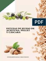 Catálogo Chimeneas REDONDO de ESTUFAS DE HUESO 2015/2016