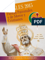 Rojales Libro Fiestas 2015