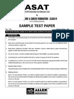Paper_Class-VI(V-VI)