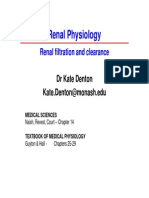 Lecture03-01-P43 - Renal Filtration and Clearance