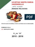 Unidad Educativa Santa Maria Mazzarello