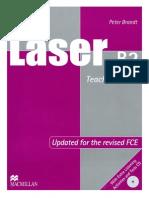 laser B2 teachers book