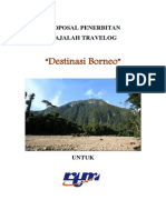 Travelog Destinasiku Borneo