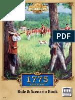1775 rulebook