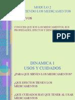 Modulo 2 - Conociendo los Medicamentos (ACS).ppt