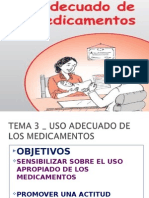 Modulo 3 - Uso Adecuado de los Medicamentos (ACS).ppt