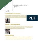 Materiales e Instrumentos de Un Laboratorio Químico44