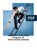 Employee Retention Program of Robi