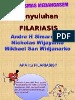 filariaisis penyuluhan