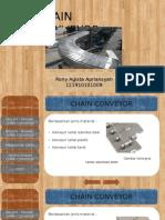 Presentasi Chain Conveyor