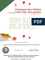Anfar HPLC