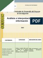 S 8 DT 2015 Analisis e Interpretacion