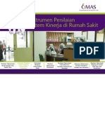 Instrumen Penilaian Sistem Kinerja Di Rumah Sakit