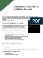 Diskpart Uma Ferramenta Mais Poderosa Do Que o Gerenciador de Discos Do Windows 17148 n2wc0z