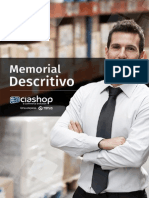 Memorial Descritivo Framework