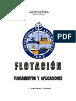 Fundamentos y Aplicación de Flotación