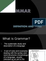 Major Grammar