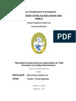 Planteamiento Del Prasasdasasdoblema e Indice Tentativo