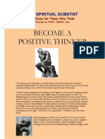 Become a Positive Thinker