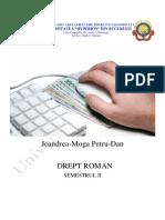 Dr. Roman - Anul 1, Sem 2