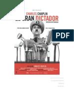 Análisis Cinematográfico El gran Dictador